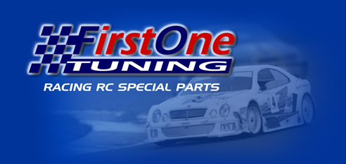 FirstOne Tuning - Parti speciali per automodelli scala 1:5 - Special parts for 1:5 car models
